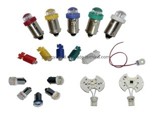 Assortments of LED Pinball #555 and 44/47 Ba9s Replacement Bulbs, LED Arcade Pushbutton Lamps, LED Flipper Light Bulbs