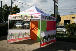 New Design Tent with Custom Logo pictures & photos