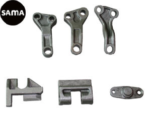 Steel Precision Investment Casting for Agricultural, Engineering Machinery Part pictures & photos
