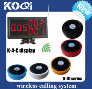 433.92MHz Digital Wireless Restaurant Guest Calling System pictures & photos