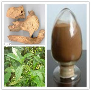 100% Natural High Quality Hypericum Perforatum Extract 0.3% UV CAS No: 548-04-9