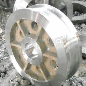 Machinery Parts / Machining Wheel Parts pictures & photos