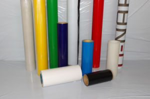Soft Sticky PE Protective ACP Film pictures & photos