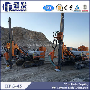 Hfg-45 DTH Portable Drilling Rig pictures & photos