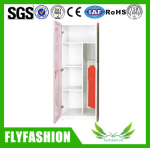 Wooden 3 Layers Wardrobe for Kids (SF-96C) pictures & photos
