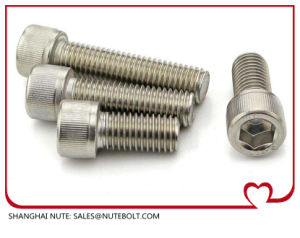 Hex Socket Cap Bolts DIN912/ANSI (M14X20) pictures & photos