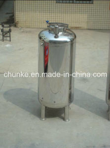 Chunke Stainless Steel Water Tank for Drinking Water Treatment pictures & photos