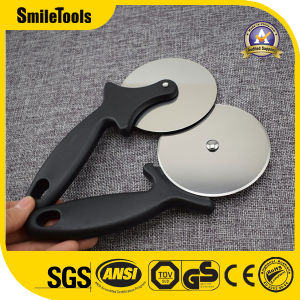 best selling buy nice shoes China Amazon Stainless Steel Pizza Cutter Wheel with Plastic ...