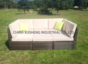 Resin Wicker Sofa