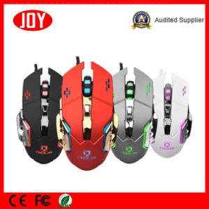 3200dpi Adjustable 6D Optical Good PC Gaming Mouse pictures & photos