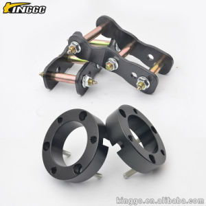 4WD Suspension Front Strut Shock Coil Spring Lift Spacers Rear Extended  Greasable Shackles