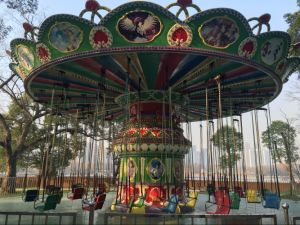 Flying Chair in Amusement Park pictures & photos