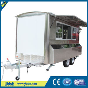 Mobile Food Trailer with Ce pictures & photos