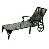 Cast Aluminium Chair (XG-1003)