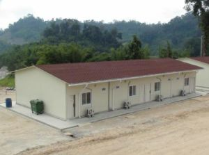 Prefab House, Building, Accommodation, Dormitory pictures & photos