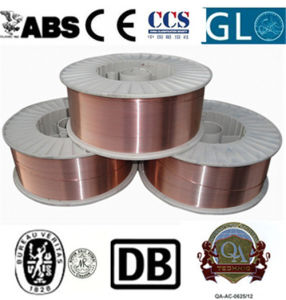 Er70s-6 Welding Wire Approved by CE TUV Db etc. pictures & photos