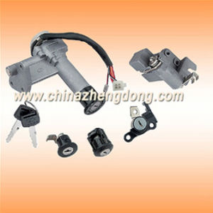 Motrocycle Lock Set (ZD001(HJ125T))