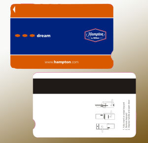 Magnetic Card & Hotel Key Card (11)