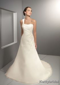 Wedding Dress&Wedding Gown&Bridal Dress (KB1039)
