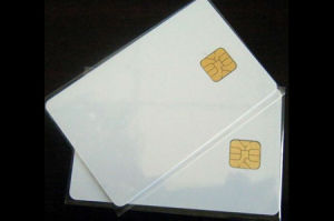 Plastic Contact IC Card