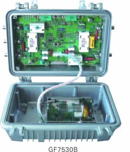 CATV Bi-Directional Trunk Amplifier (GF-7530B)