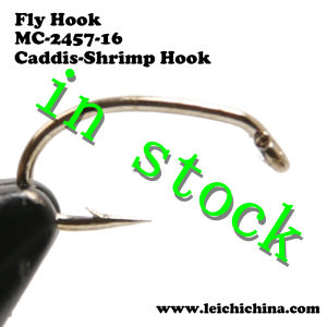 Fly Tying Hook Caddis Shrimp Hook pictures & photos