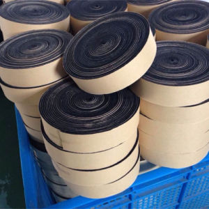 Backed Adhesive NBR Foam Tape for Sealing pictures & photos