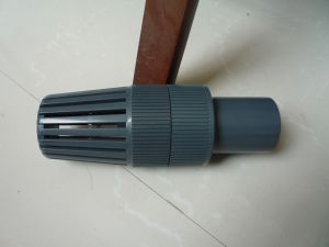 Very Cheaper Plastic Foot Valve pictures & photos