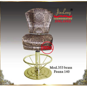 Casino Chair Deluxe Fauna (No353 Brass)