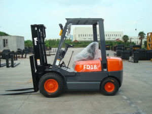 High Quality 1.8 Ton Diesel Forklift Truck