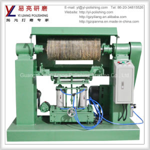 Stainless Steel Belt Buckle Clip Final Polishing Machine