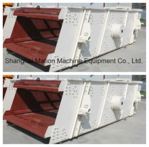 China Yk Series Circular Vibrating Mineral Screen
