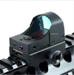 New Hunting Micro Reflex 3 Moa Red DOT Sight Rifle Scope W/Weaver/Picatinny W36