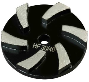 Diamond Grinding Wheel for Stone Floor pictures & photos