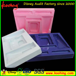 Fashion Exquisite Transparent Cosmetic/ Skin Care Products Plastic Packaging Box pictures & photos