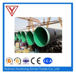 Fbe Coating Anti-Corrosion Steel Pipe pictures & photos