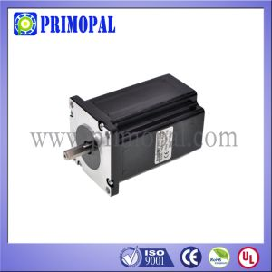 0.72 Degree NEMA 24 Stepper Motor for CNC Router