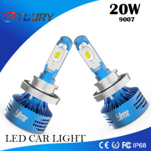 Newest 9007 Philips Car LED Headlight Offroad pictures & photos