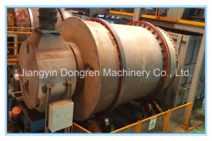 Three-Return Drum Sand Dryer