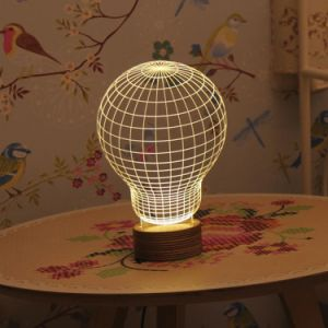 Creative LED Decorative Lamp Acrylic Craft pictures & photos