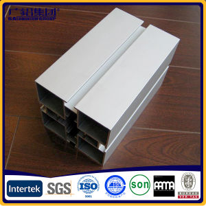 Price of Industrial Gold Color Aluminium Profiles pictures & photos