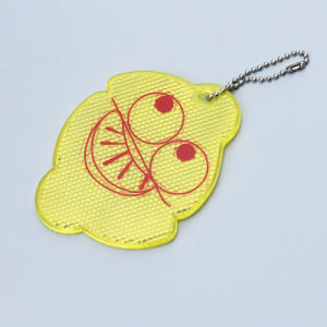 Reflective Keychain for Children Safety Reflector, PMMA Reflector (Jg-T-38)