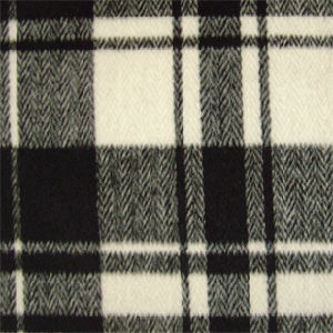 Herringbone, Checked Fleece Fabric, for Jacket, Garment Fabric, Textile Fabric, Clothing pictures & photos