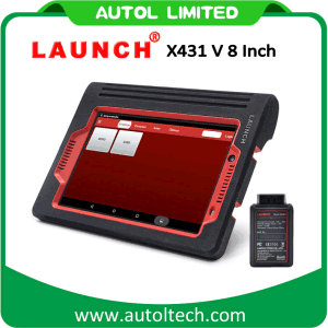 2017 New Launch X431 V Tablet PC Scanner with 8 Inch Touch Screen Car Diagnostic Tool Fastest Speed Launch X431 Scanner Launch X431 V 2 Years Free Update Online pictures & photos