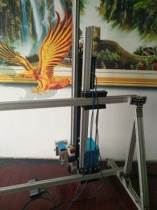 3D Wall Printer with Epson Printing Head pictures & photos