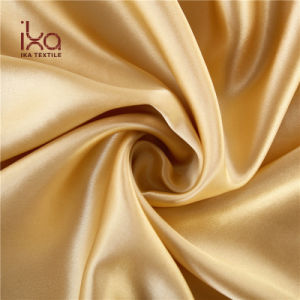 100% Real Silk Plain Dye Solid Color 114 Cm Width Silk Satin Fabric