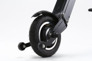 36V / 300W Two Wheel Lithium Battery Electric Mini Foldable Scooter (BN210A) pictures & photos