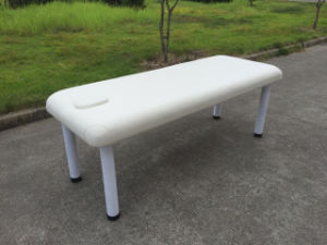 Steel Tube Stationary Massage Table pictures & photos