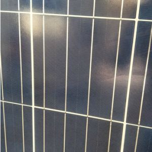 Poly-Crystalline Solar Panel 250W with TUV, ISO Certificate pictures & photos