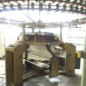 6 Sets Second-Hand Longbao Single Jersey Knitting Machine pictures & photos